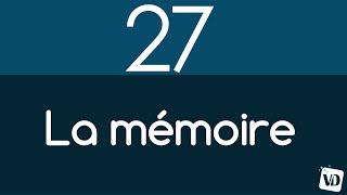 Vignette de Les 2 types de mémoire