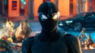 Spider-Man: Far From Home — Russian teaser trailer (2019)