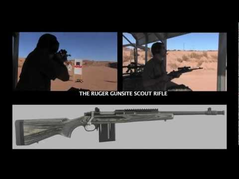 Ruger's Gunsite Scout Rifle