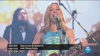"Sheryl Crow on HSN - ""Be Myself"" LIVE (13 April 2017)"