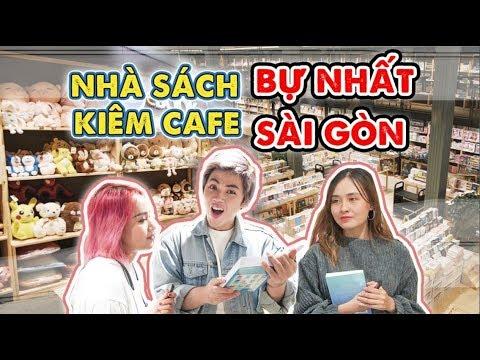 Nhà sách Siêu To Khổng Lồ nhất Sài Gòn có gì hot ?
