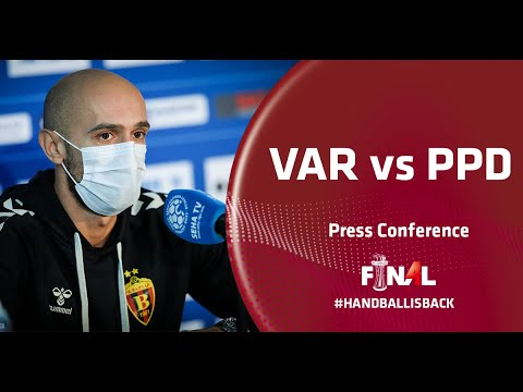"""""""It's always SPECIAL to play at Final 4"""" I Vardar 1961 vs PPD Zagreb"""