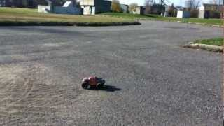 preview picture of video 'Redcat Tremor ST 1/16 RC Truck 2.4 GHz  Québec City'