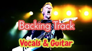 Metallica - Nothing Else Matters Backing Track (Without Guitar & Vocals)
