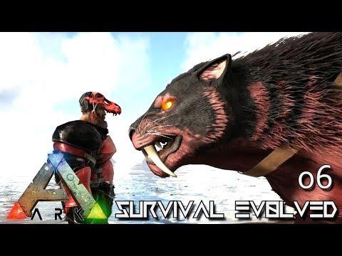 ARK: SURVIVAL EVOLVED - ALPHA SABER & POISON DRAKE TAMING !!! E06 (MOD  ANNUNAKI PROMETHEUS RAGNAROK) - Музыка для Машины