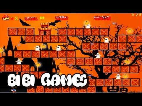 Mario Escape From Hell 3 Level 1-15 Walkthrough | Msrio Games | Adventure Games