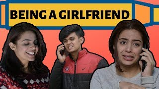 Being A Girlfriend: EXPECTATIONS vs REALITY || Swara ft. Garvit Pandey