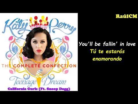 Katy Perry Ft. Snoop Dogg - California Gurls (Lyrics + Sub Español) Official Audio