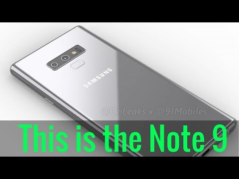 Samsung Galaxy Note 9 - FIRST REAL LOOK + Exact Release Date