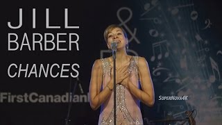Jill Barber - Chances - Live in Toronto