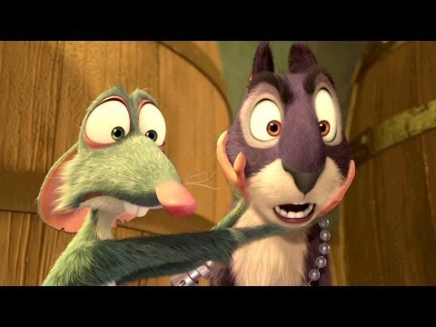 The Nut Job Clip 'What'd You Have for Breakfast?'