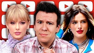 "The Taylor Swift ""You Need To Calm Down"" Backlash, Bella Thorne, Hong Kong Extradition, & Iran"