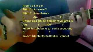 Gitar Dersi - Divane Aşık Gibi