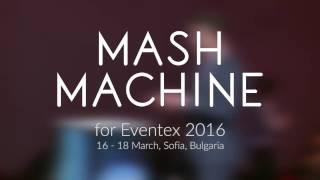 Mash Machine met soundbranding