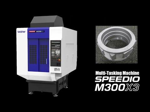 M300X3 EV Motor Housing