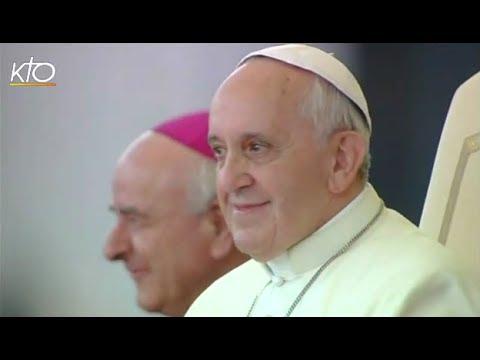 Un an avec le Pape François, le clip