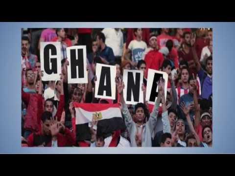 المصري تريند| #غانا: «واحد مصري هيشجع مين؟»