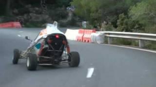 preview picture of video 'Pujada a la Cala Sant Vicenç 2009'