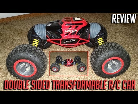 "Zheng Guang ""Double Sided"" Transformable 4WD R/C Car"