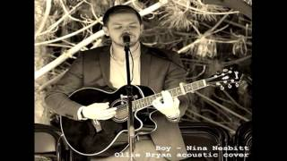 Boy - Nina Nesbitt (Ollie Bryan acoustic cover)