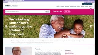 PAN Foundation Webinar Series: Introduction