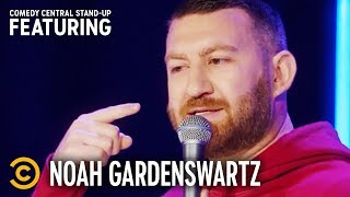 Becoming a Corrupt Religious Leader Is Easy - Noah Gardenswartz - Stand-Up Featuring