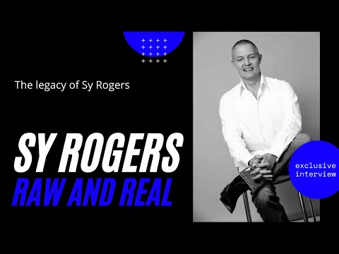 Sy Rogers shares how he would like to be remembered