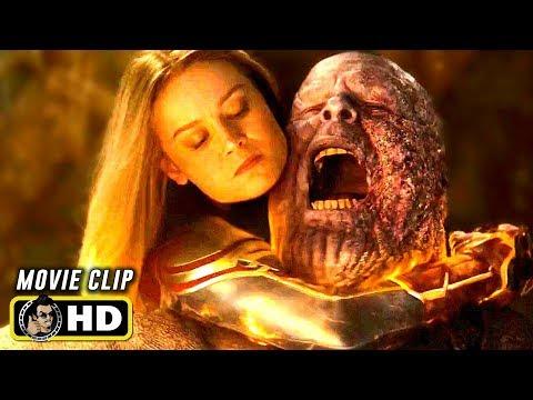AVENGERS: ENDGAME (2019) Clip - The Avengers Ambush Thanos [HD]