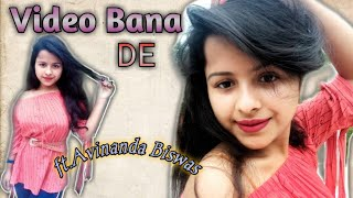 Video Bana De - Aastha Gill Dance Cover | Sukh - E Muzical Doctorz| Jaani|Avinanda | Dance On Spot