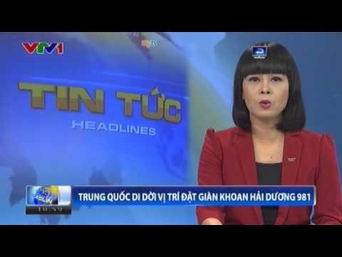 Trung Quốc di dời giàn khoan đến đảo Tri Tôn