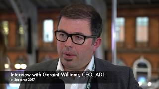 Interview with Geraint Williams, CEO, ADI.tv