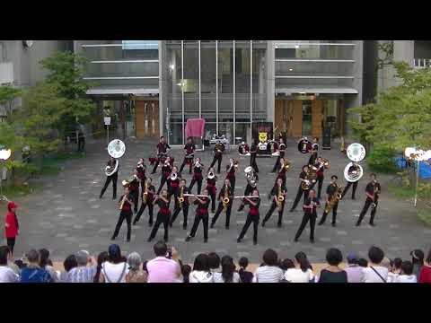 猪子石中学校吹奏楽部 2017納涼音楽祭