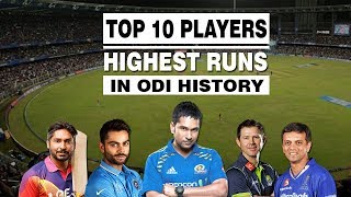Top 10 cricket players in the world