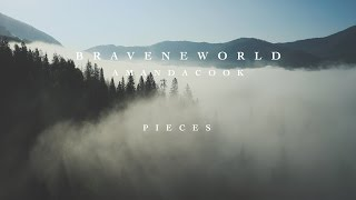 Pieces (Official Lyric Video) - Amanda Cook | Brave New World
