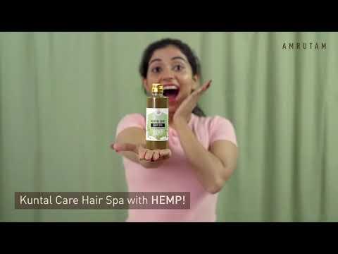 Kuntal Care Bundle - Hair Spa, Herbal Shampoo, Hair Oil
