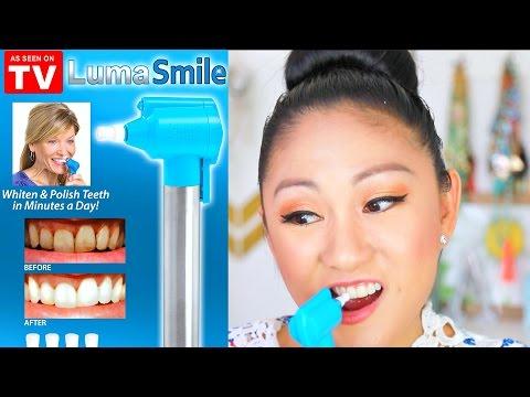 Luma Smile Teeth Whitener!  Does it work?