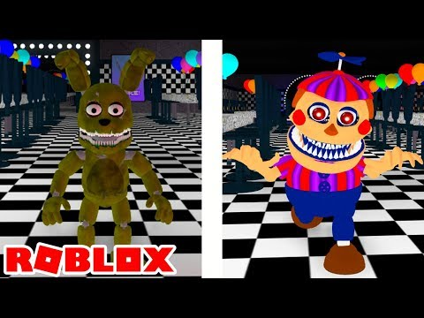Download Five Nights At Roblox Nightmare Animatronic Roblox Fnaf