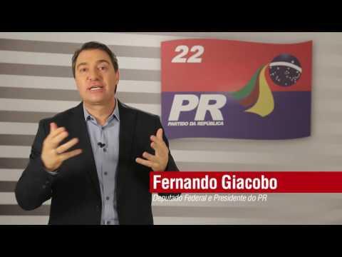 Em Braganey (PR) é Professor Matheus e Jean Pier 15 nas eleições municipais 2016 apoia Giacobo..