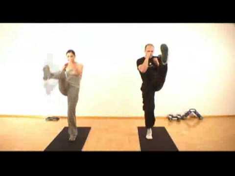 Trening na spalanie tłuszczu na bokach
