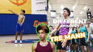 "Tre Mann: ""DIFFERENT"" Episode 1 