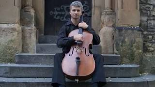 Video Jan Sklenička - Cello rock piece - Rocktail