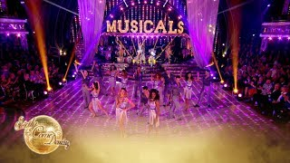 Musicals Week themed dance to Dreamgirls - Strictly Come Dancing 2017- Strictly Come Dancing 2017