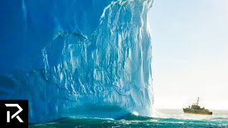 Why No One's Allowed To Explore The Antarctic