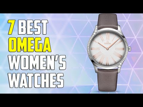 Top 7 Best Omega Watches for Women 2019 | Omega Watch