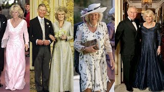 The Evolution of Camilla Parker Bowles's Royal Style