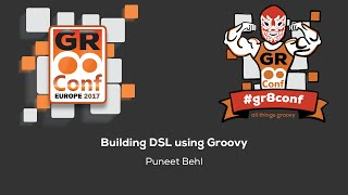 Building DSL using Groovy