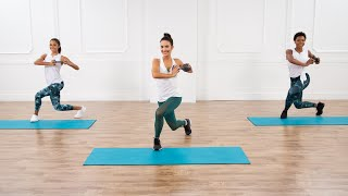 30-Minute Strong Legs and Core Workout