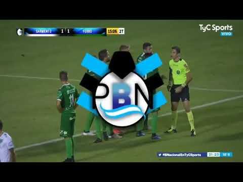 Sarmiento 2 - Ferro 2