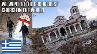 URBEX | Explored the crookedest church in the world !