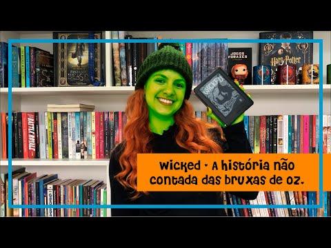 A relação de Wicked - a história não contada das bruxas de Oz com O Mágico de Oz original.